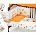 Бортики (бампера) для кроватки