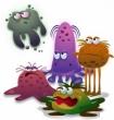 От микробов и пыли