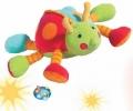"""""""Gîndac"""" - jucărie muzicală cu LED"""