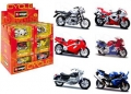 Serie MOTOCYCLE 1:18