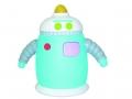 """Robot """"Bip bip happy"""""""