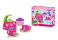 """Set pentru dejun """"Barbie"""" - ceainic"""