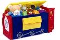 """Ящик для игрушек """"Поезд"""""""