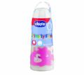 """Sticluţă """"Simply Fun"""", plastic, 0+, tetină latex, 150 ml"""
