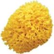"""Натуральная морская губка """"Honeycomb"""" (размер large)"""