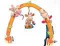 Дуга с игрушками на кроватку и коляску